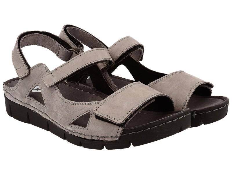 sandały damskie lato 2019  Komfortowe, lekkie sandały
