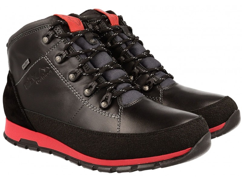 Men's hiking boots NIK - Black - Sympatex membrane®