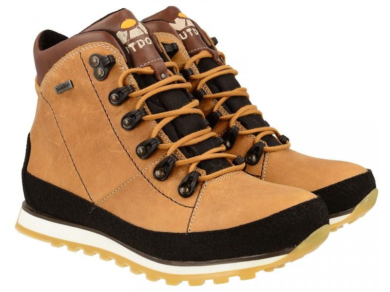 buty trekkingowe damskie | Buty trekkingowe młodzieżowe, BEŻOWA