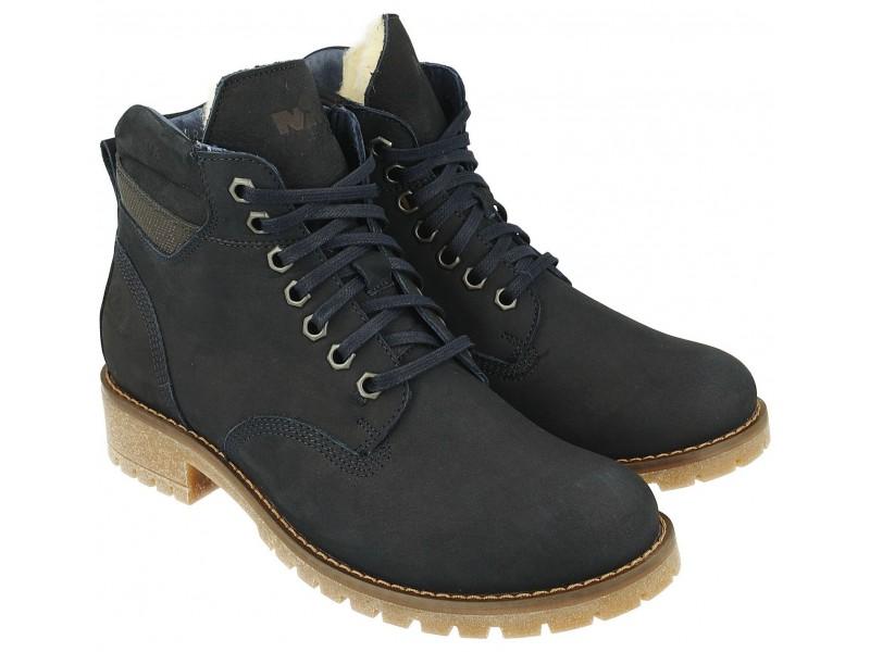 nikbuty.pl | Klasyczne damskie buty zimowe za kostkę