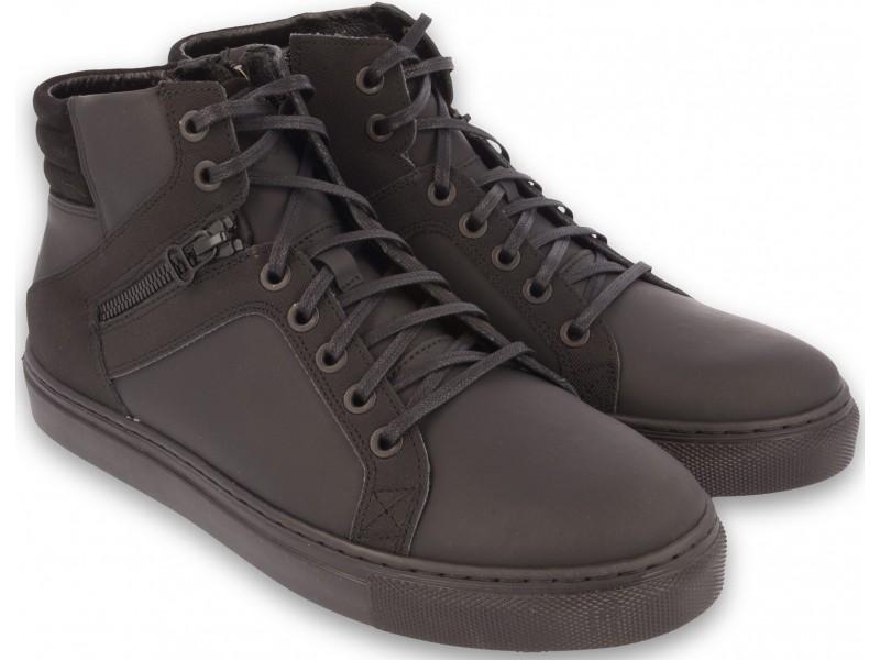 Sneakers NIK Giatoma Niccoli - Czarne