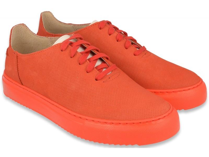 Sneakers NIK Giatoma Niccoli - Czerwone