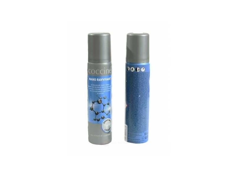 Ravvivant NANO - kolor CZERWONY - Preparat do NUBUKU i ZAMSZU - konserwacja i odświeżanie koloru skór