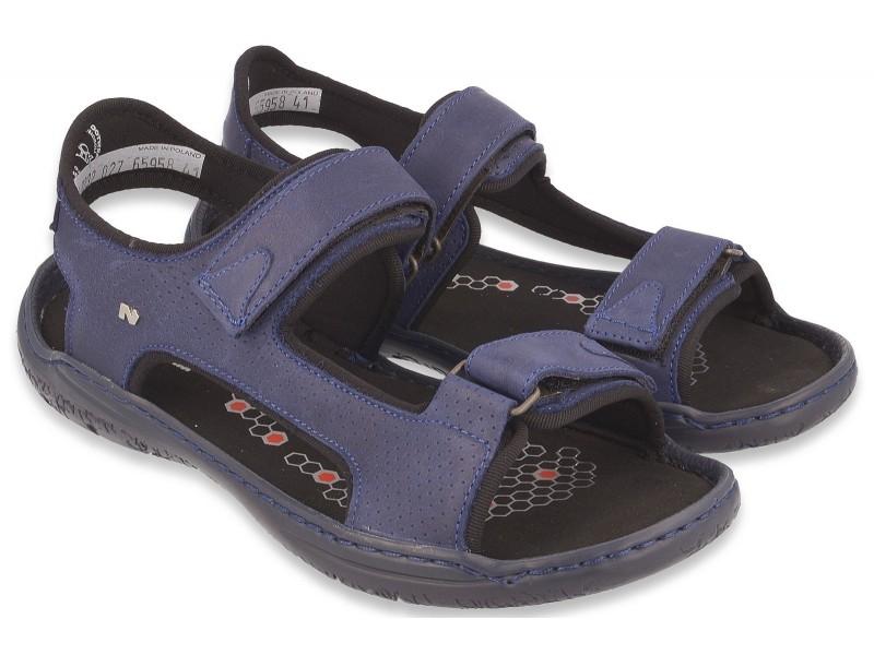 Sandały NIK   - Granatowe