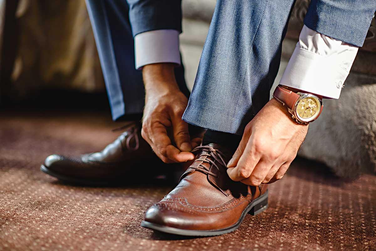 wysokiej jakoci obuwie skórzane