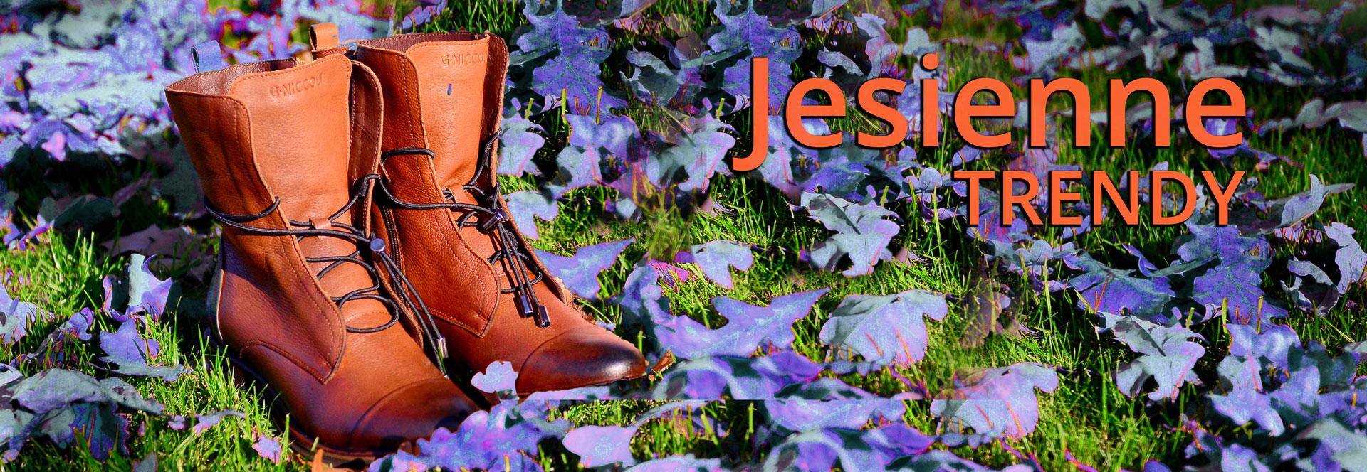 Jesienne trendy - nowe kolekcje obuwia damskiego