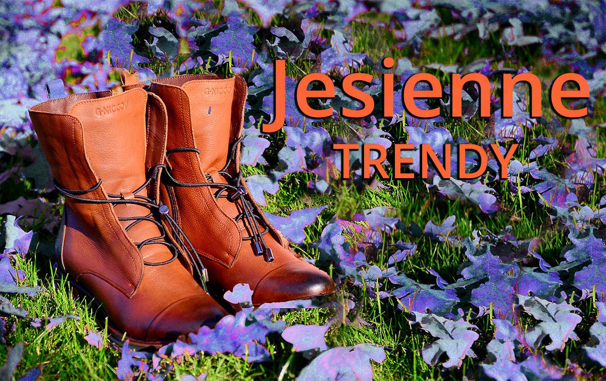 jesienne promocje - buty zimowe - kolekcja damska