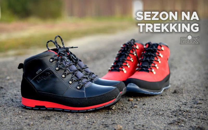 Męskie trekkingi | buty zimowe w góry